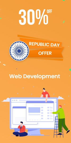 Republic Day Offer on Web Development